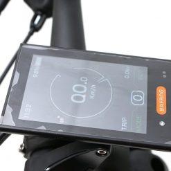 Bafang color LCD mountain bike rikonda