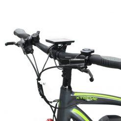 Handlebar front rear view mountain bike rikonda